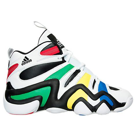 huge discount 47a30 39c74 Mens adidas Crazy 8 Retro Basketball Shoes