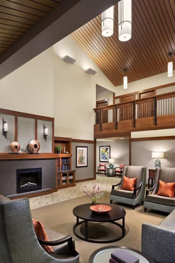 Assisted Living Facility, Home