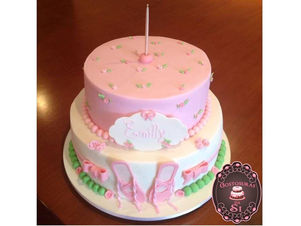 Aprenda o passo-a-passo de um lindo bolo artístico! - Confeitaria OnLine Oficial