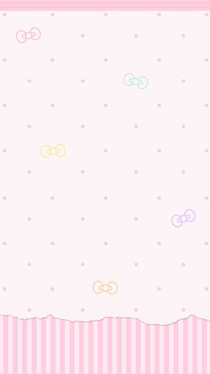 Cute Bows Wallpaper Papel De Parede Para Telefone Rosa Papel De Parede Para Telefone Wallpapers Bonitos