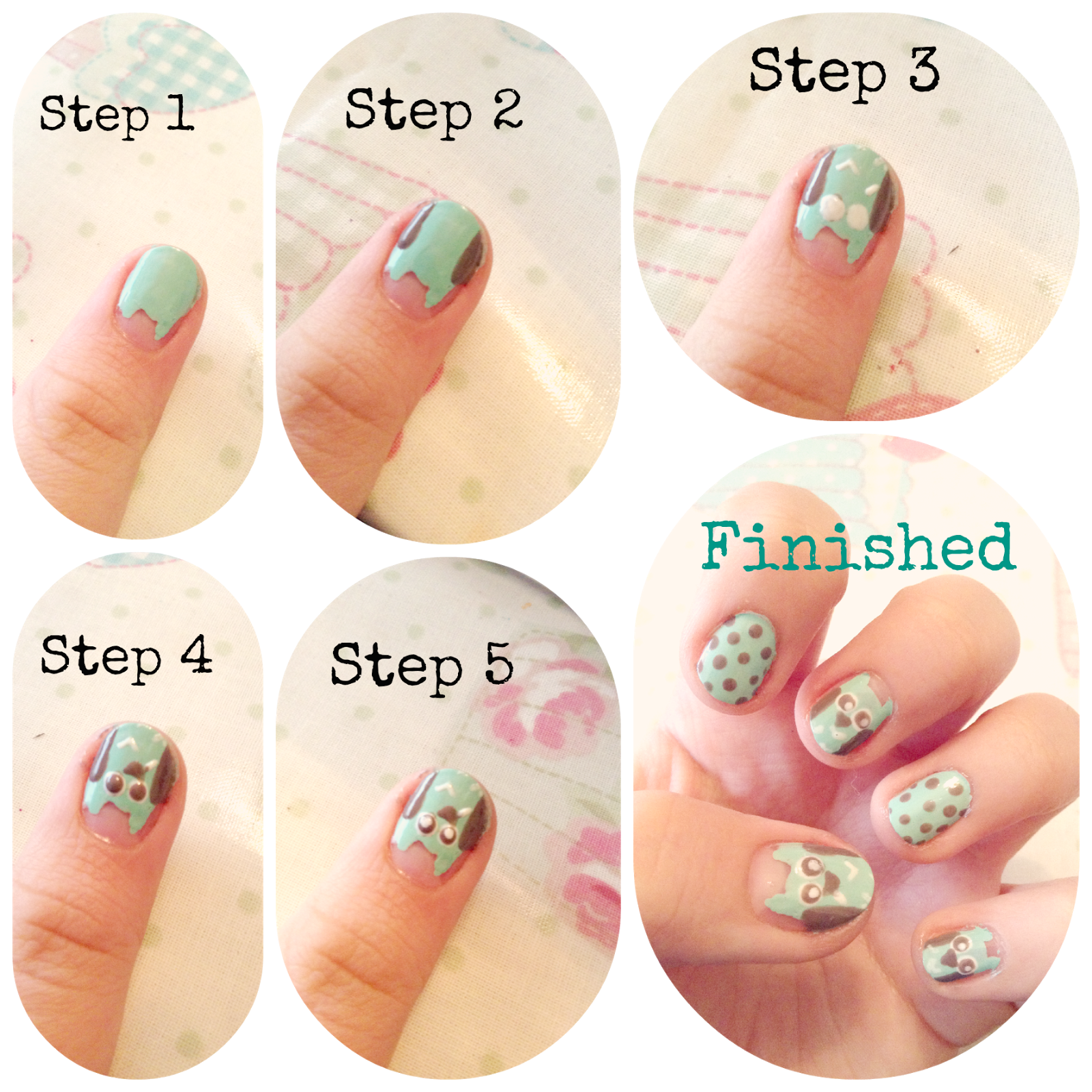 Step By Step Nail Designs For Beginners opi nail polish uk ...
