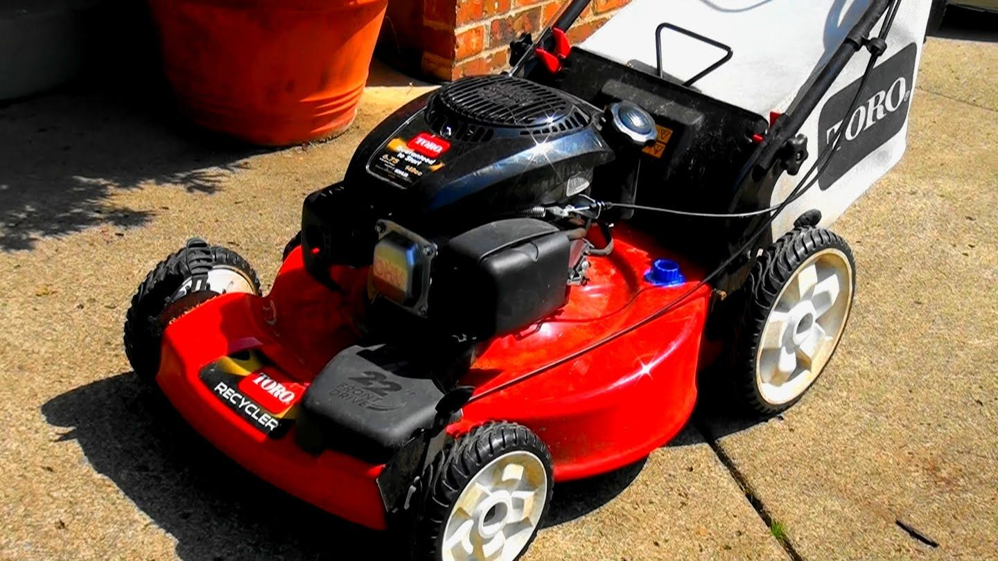 New Toro Lawnmower Won T Start Lawnboy Style Kohler Engine How To F