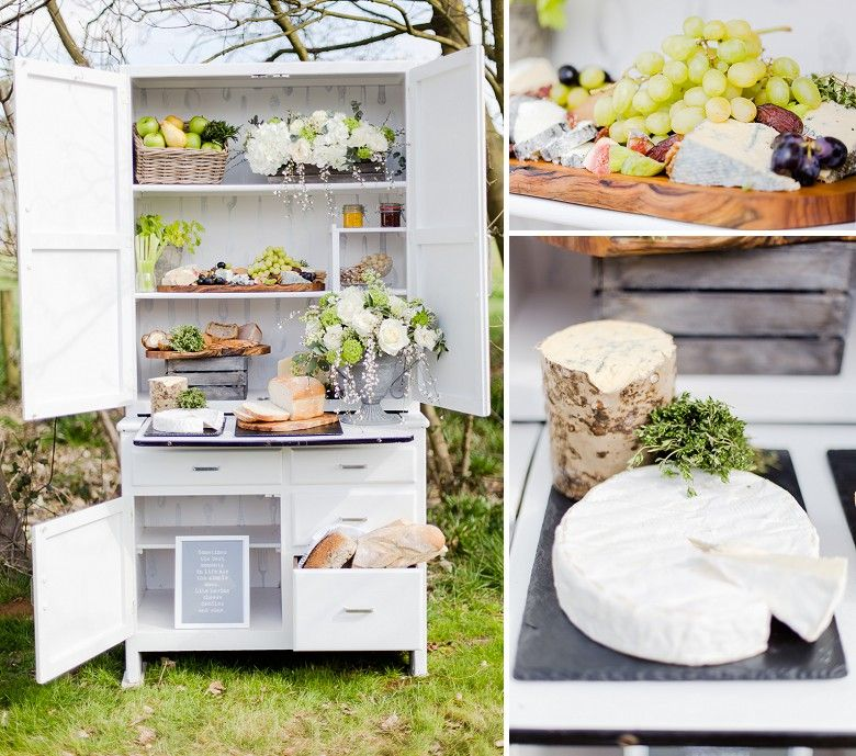 Alternative Wedding Catering Ideas With Kalm Kitchen Cheese Board