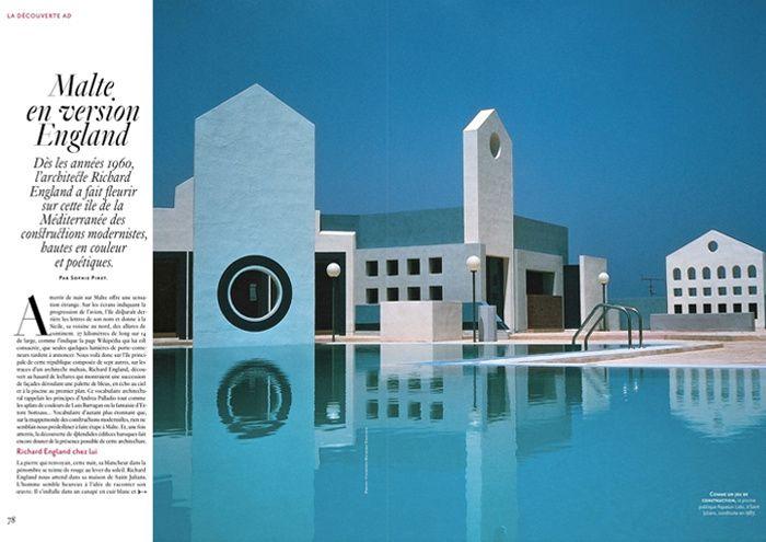 Feuilletage AD N°124. Architectural DigestArchitecture DesignMa ...