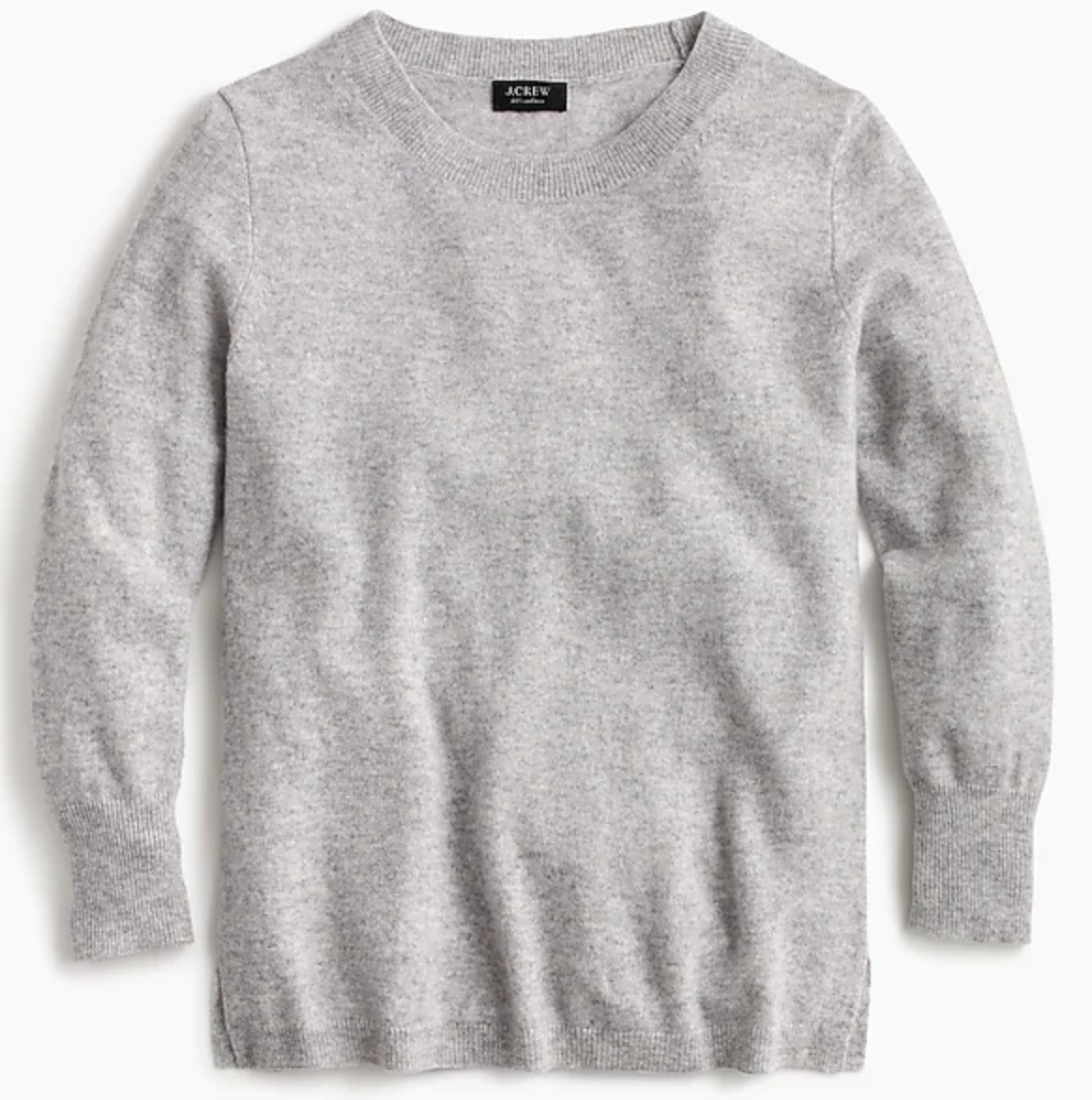 Best Cashmere Sweaters for Every Budget | Crew neck sweater