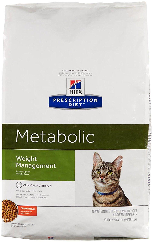 Hill's Prescription Diet Metabolic Feline 17.6lb *** Don