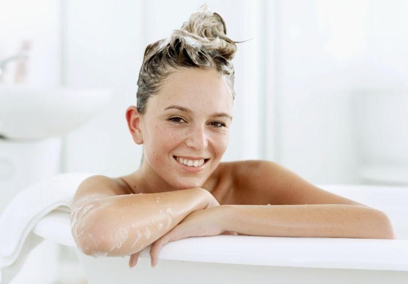Haarmaske selber machen gegen Haarausfall-Rezepte und