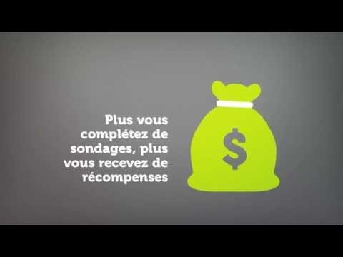 SondagesComparés | Gagnez de l'argent en remplissant des sondages en ligne