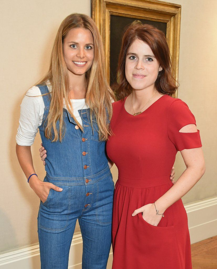 If You Opened Princess Eugenie's Jewelry Box, You'd Find
