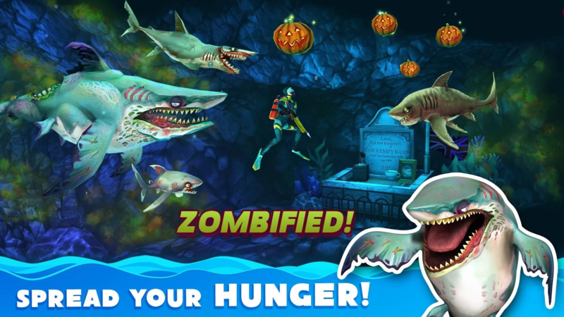 hungry shark world apk and obb