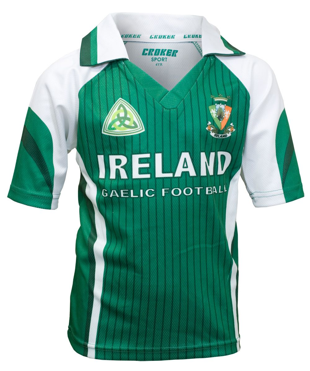 Ireland Soccer Jersey Vacation Celtic Clothing