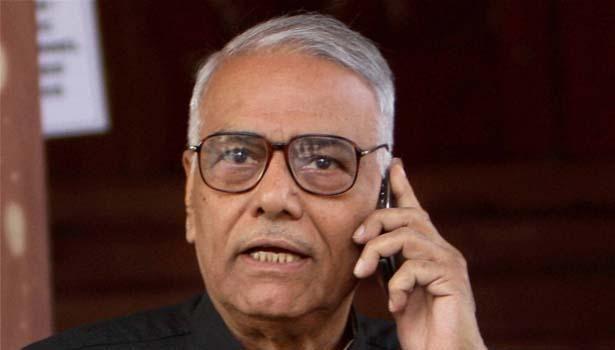 Yashwant's veiled attack on Modi