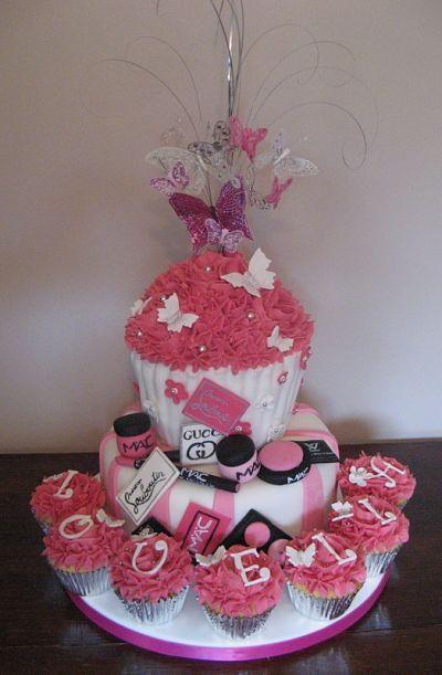 designer cupcakes | Iced Magic Cakes - Designer Cupcakes