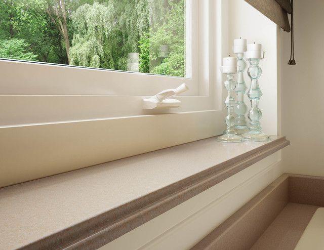 Naturstein Fensterbänke - Attraktive und praktische ...