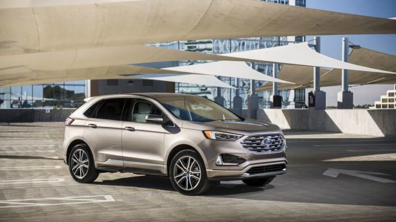 Everything You Need To Know About The 2020 Ford Models Ford Edge