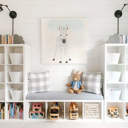 """Photo of 8 Toddler Room Ideas That Will Turn Any Nursery into a Magical """"Big Kid"""" Room"""