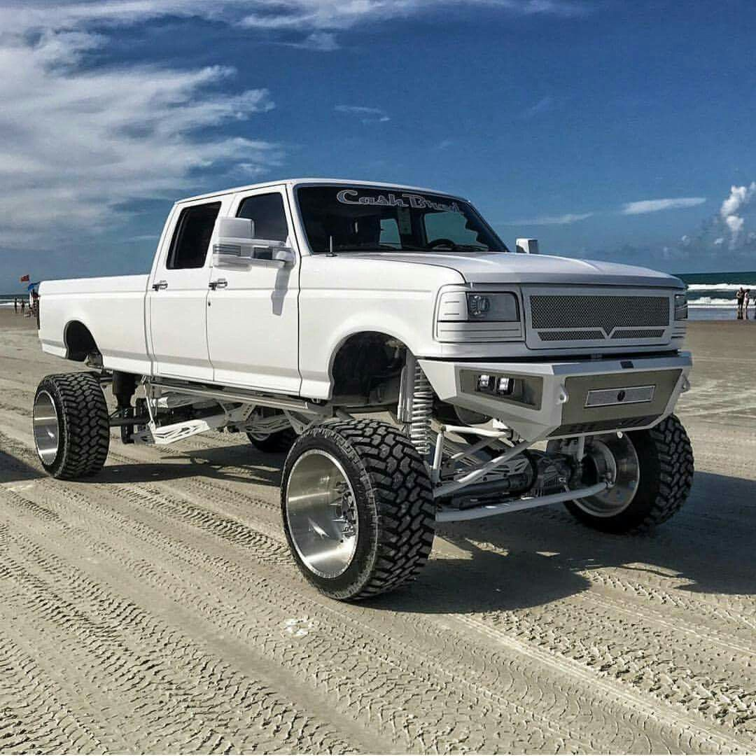 Without edit.   Jacked up trucks, Ford trucks, Classic ...