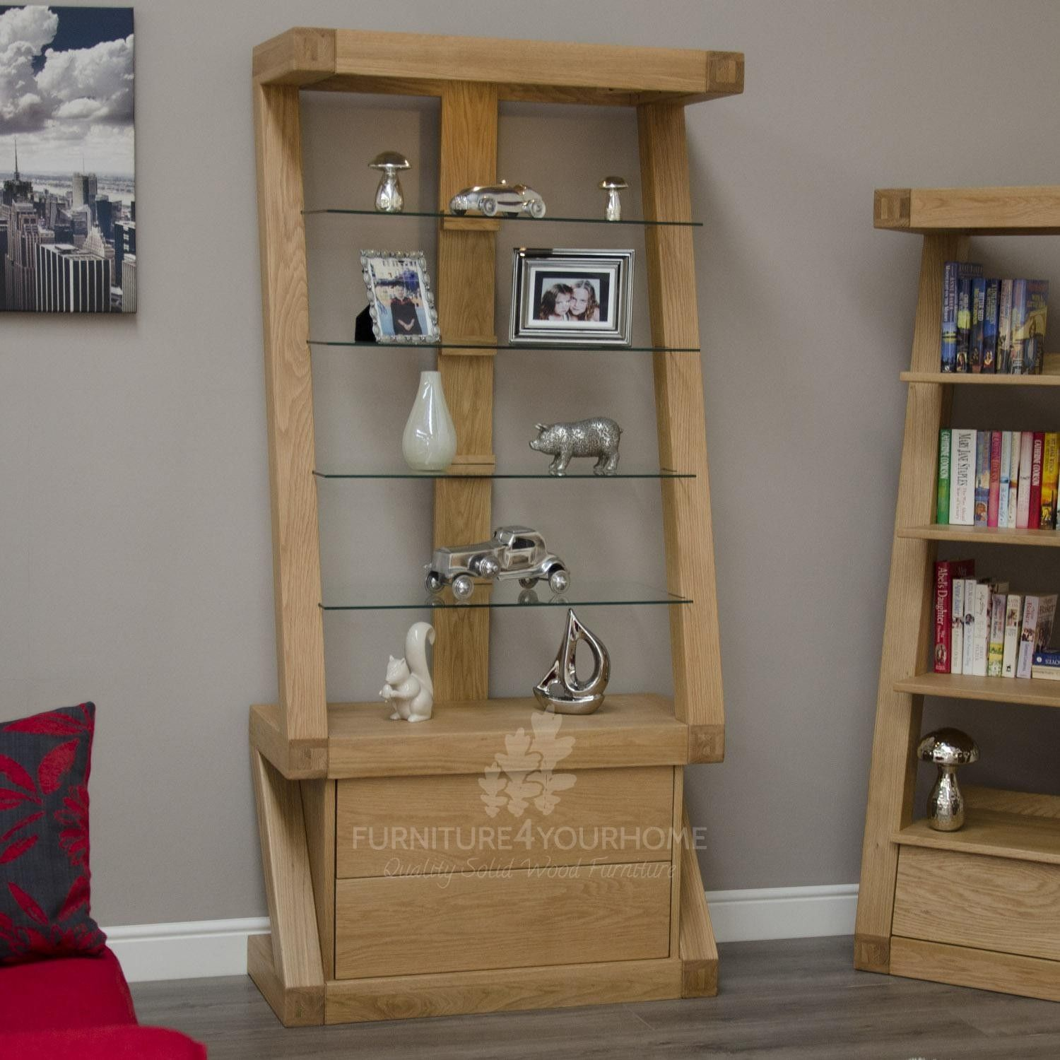 Small Oak Display Cabinets With Gl Doors Http Advice Tips
