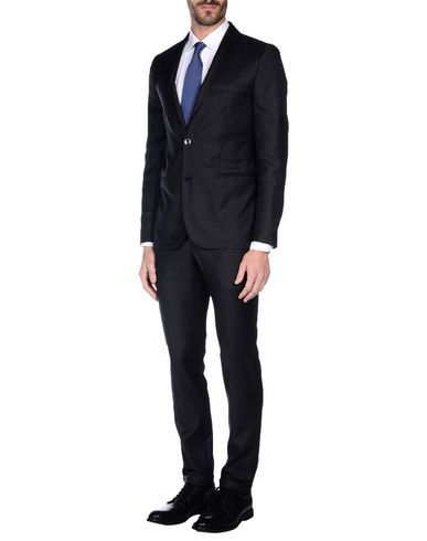ROYAL ROW Men's Suit Steel grey 44 suit