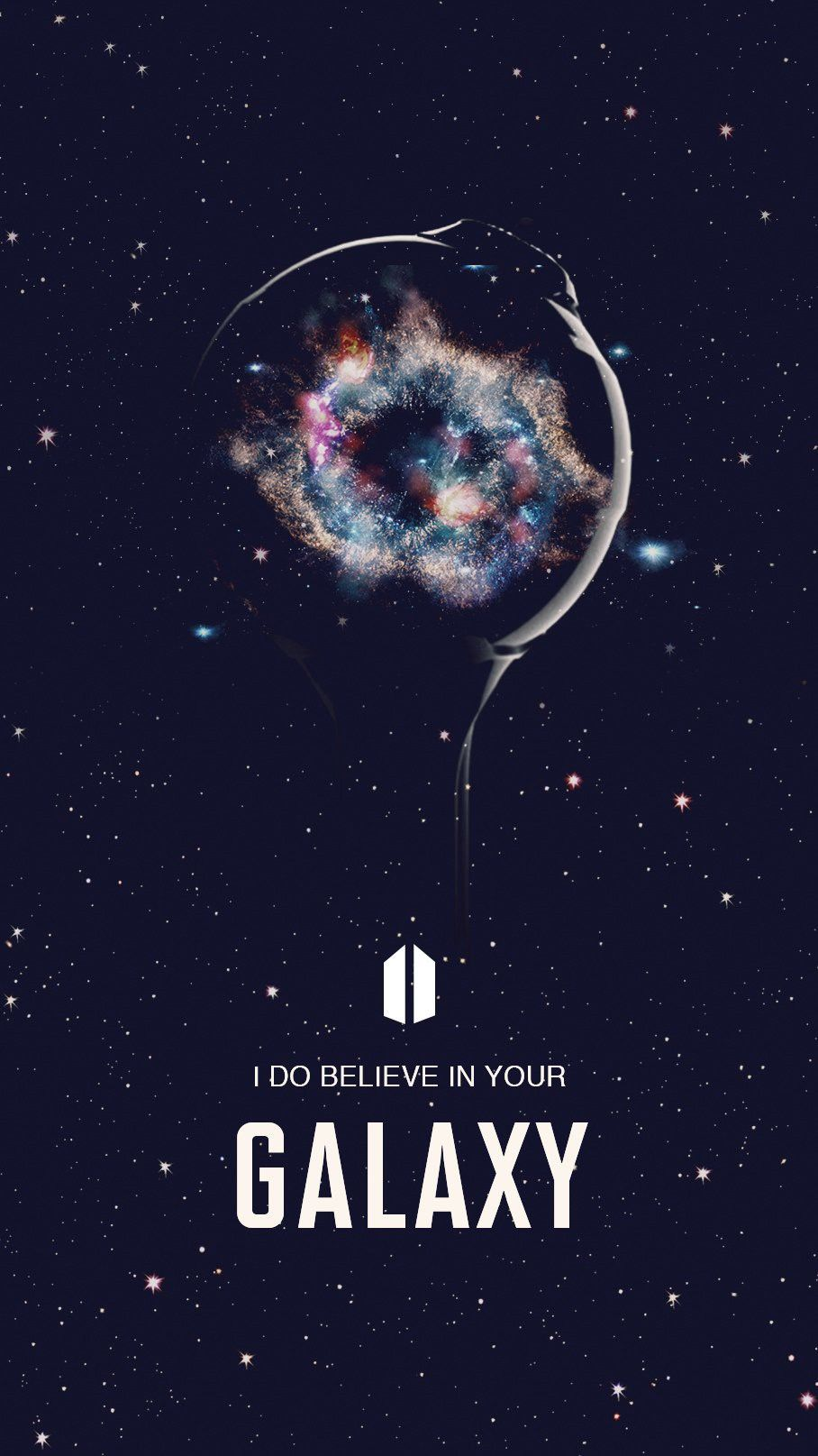 Bts Wallpaper Army Bomb Galaxy Bts Lockscreen Header
