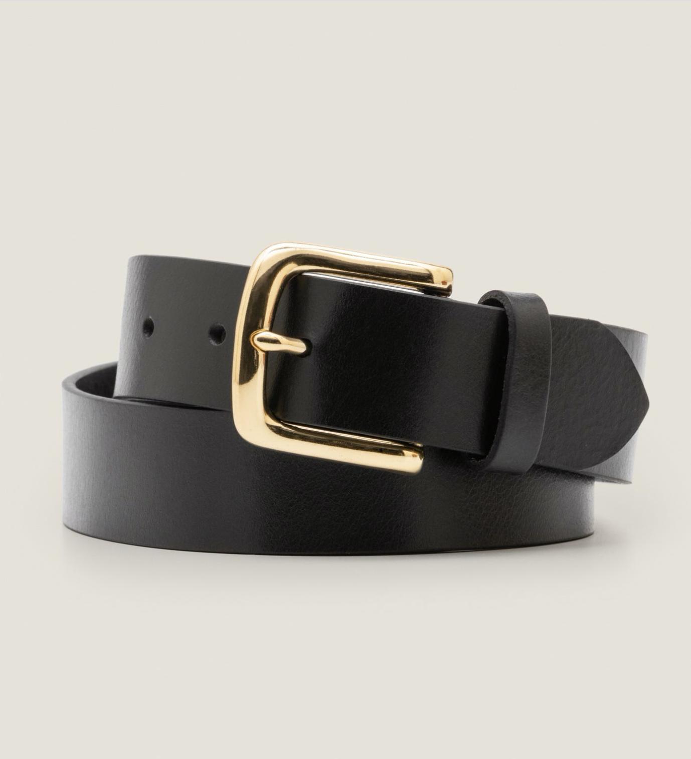 Boden British Belt Black Black Belt Belt Mens Accessories