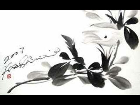 The Principle of Composition in Chinese Brush Painting a Live Seminar with Henry Li(1/4) - YouTube