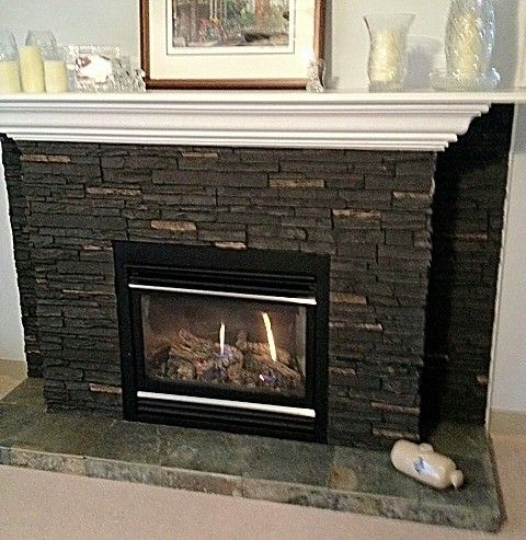 Nextstone Insulated Faux Stone Siding Gallery Living Room Pinterest Faux Stone Stone
