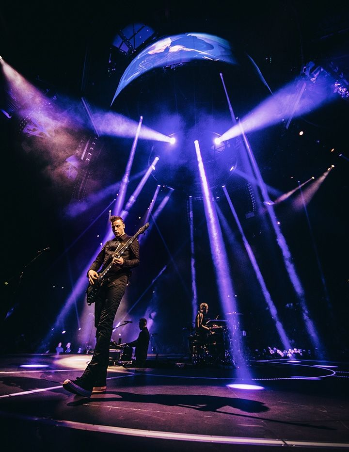 MUSE: IMAGES - Bercy Arena :: Paris, France :: February/March 2016