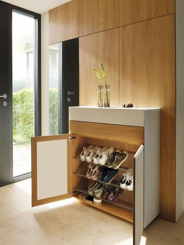 Hallway storage shoes   Easy Shoe Rack Design Ideas  Shoe Rack Ideas  Pinterest  Shoe