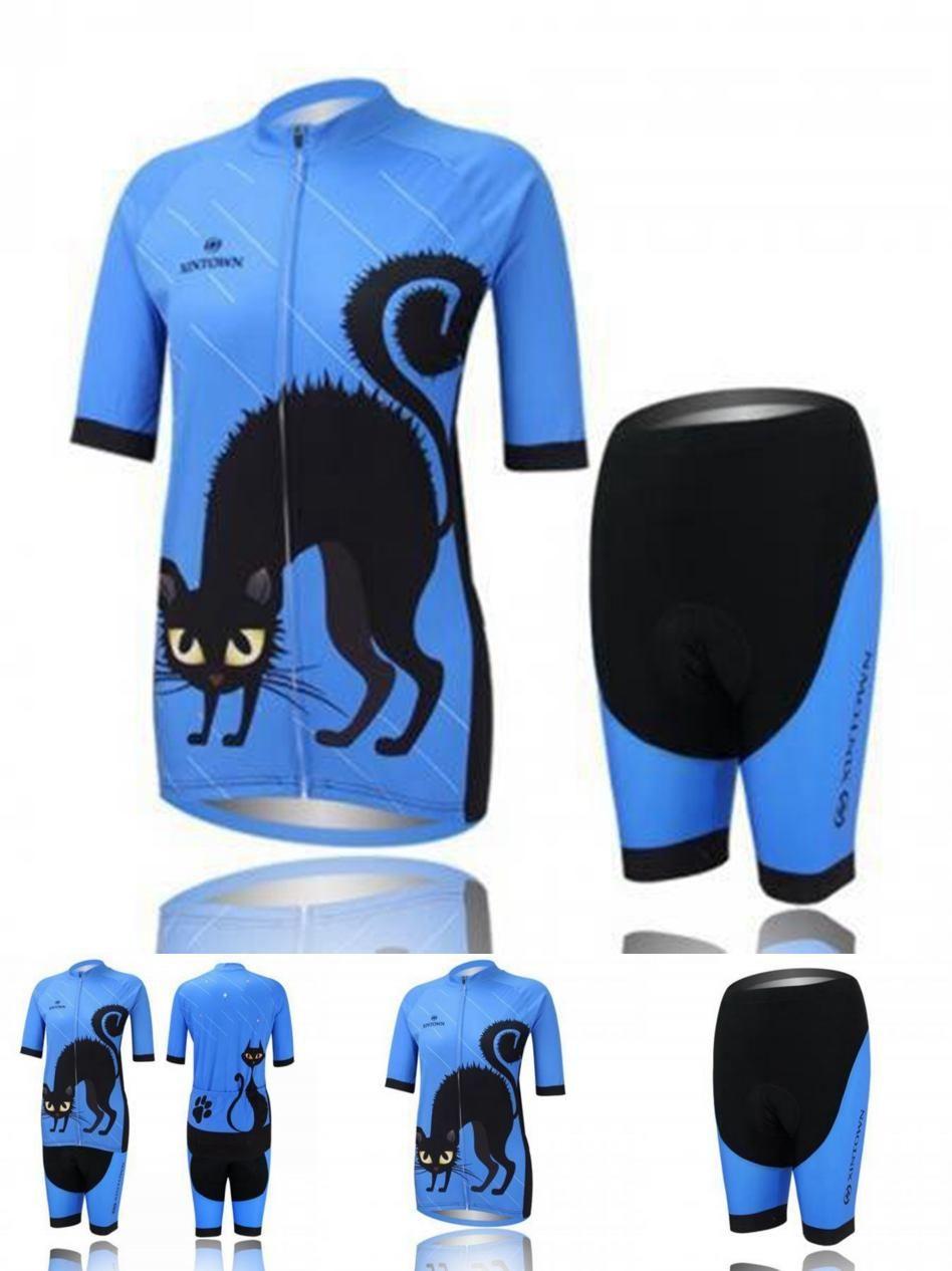 Visit to Buy  Hot Women s Sportwear Cycling jersey Ciclismo Bike Bicycle  Shirt Clothing Shorts 990d3237b