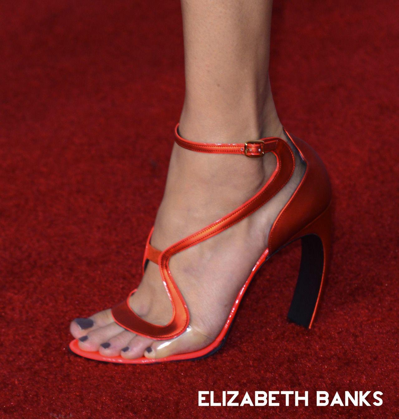 Http Vip Feet Tumblr Com Post 166165883325 Elizabeth Banks Feet Wwwfeettovip Fashion High Heels Heels Perfect Heels