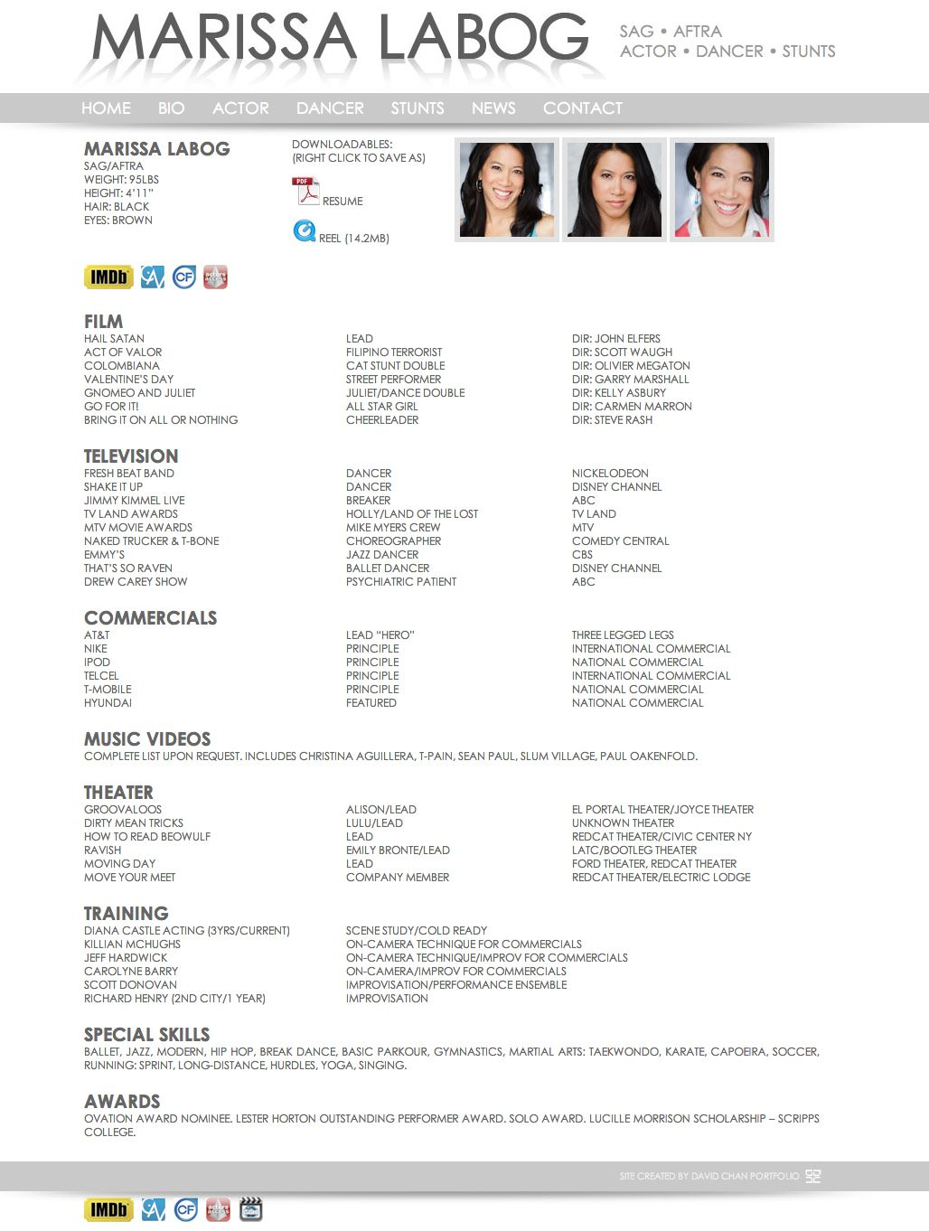 acting resume resume format download pdf livecareer is your acting resume helping you get casting calls