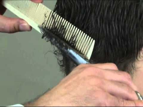comb haircuts how to cut s hair cut s hair with scissors 9756