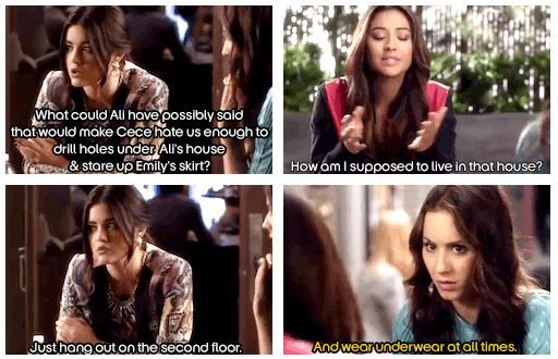Funny Moments Pretty Little Liars Quotes Watch Pretty Little Liars Pretty Little Liars Books