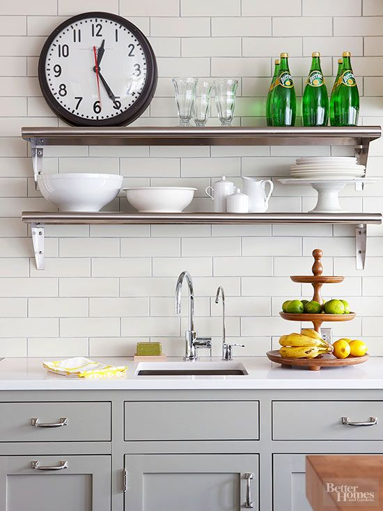 Backsplashes can make a dramatic difference in kitchens But they