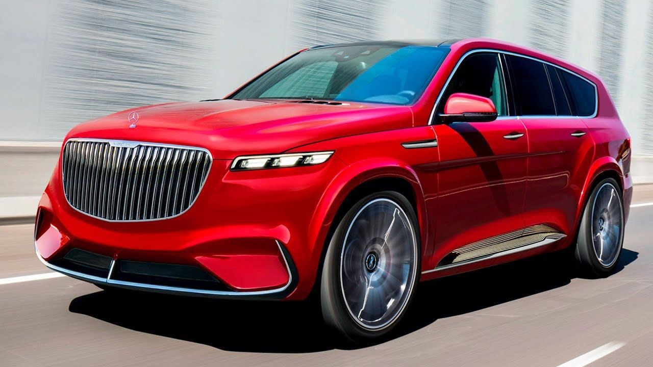 Top 10 New Upcoming Luxury Suvs For 2019: 2019 Mercedes-Maybach Luxury SUV Based On New GLS