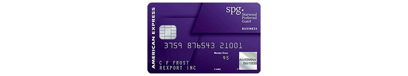 Why do i keep the american express spg business credit card there why do i keep the american express spg business credit card colourmoves