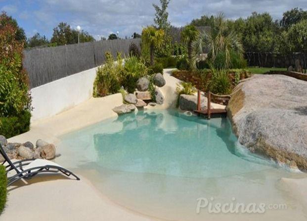 Fotos de piscinas de arena design piscina for Fotos de piscinas de arena