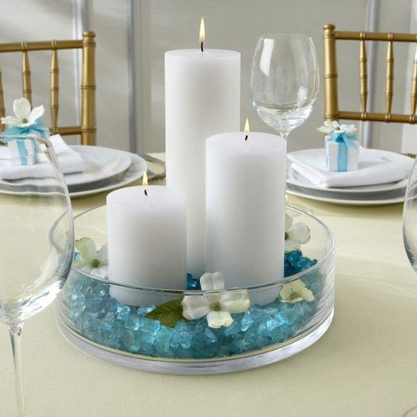 Como fazer velas caseiras para decorar 007 boas ideias for Velas para decorar mesas