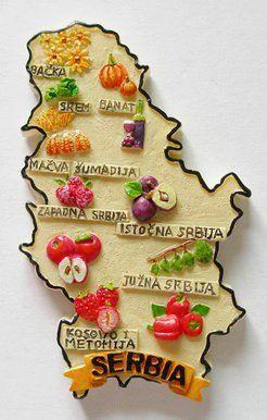 Srbija Serbian Serbien Sumadija Banat Juzna Srbija Kosovo I