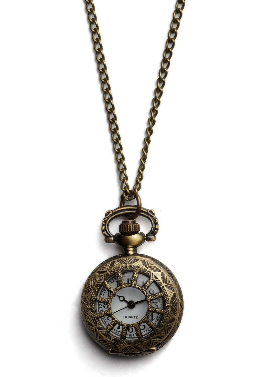 watch zodiac pocket watches chain retro necklace chinese quartz ebay animal pendant vintage itm
