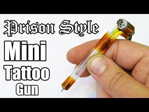 Photo of TR#19 Mini Tattoo Gun