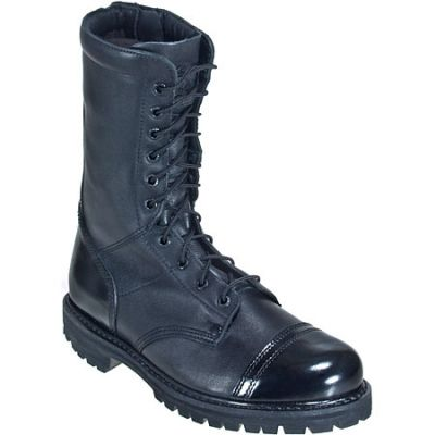 Rocky Boots Men's Goodyear Welted Zip Jump Boot Duty Boots 2090 ...