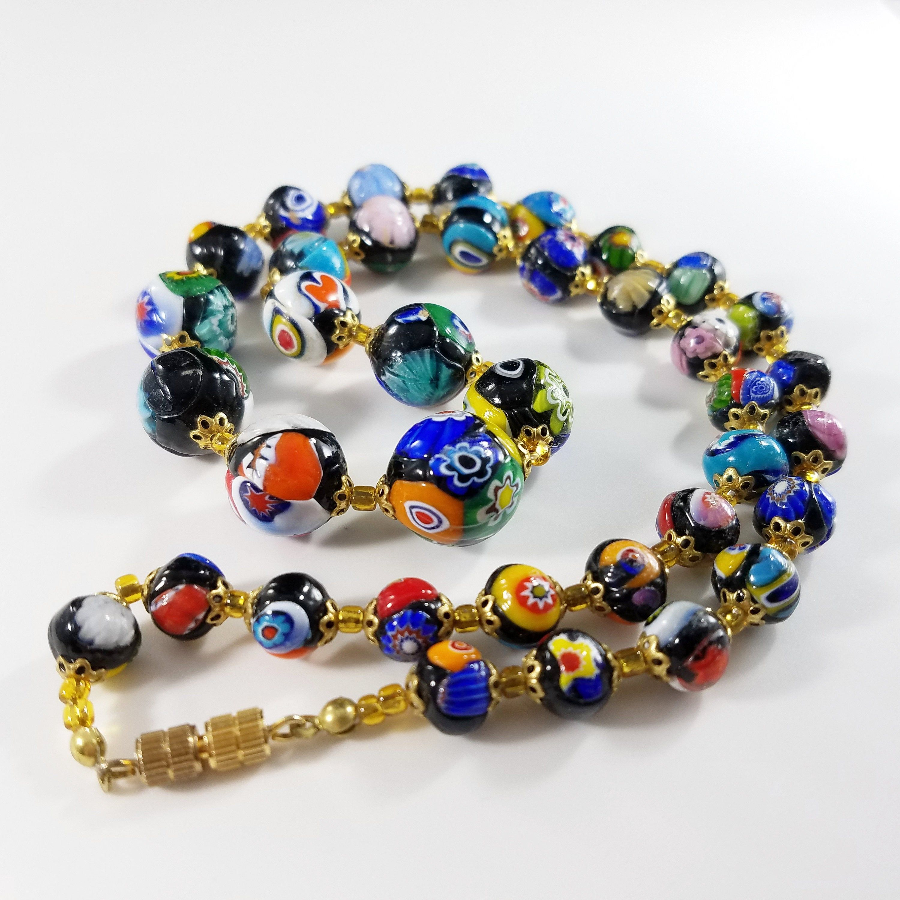 special very old A vintage Murano glass bead
