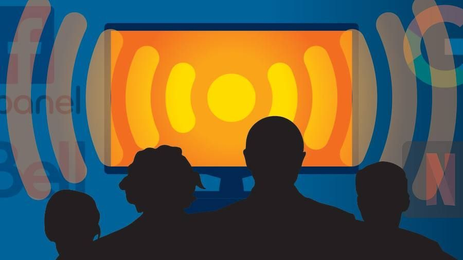Smart TVs sending private data to Netflix and Facebook