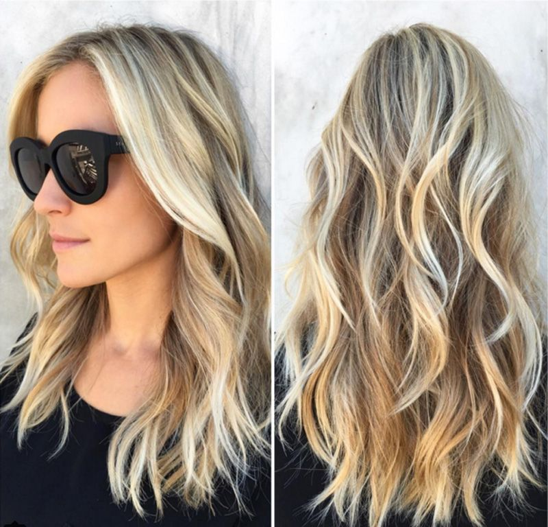 Kristin Cavallari Tells You Exactly How To Get Her Signature Beach Waves And It S Easier Then You Think Beach Wave Hair Hair Waves Kristin Cavallari Hair