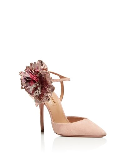 cheap from china free shipping shopping online Aquazzura Disco Flower pumps clearance store for sale get authentic cheap price clearance authentic I4hr0csq