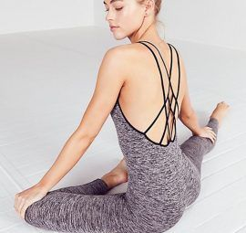 9 ways to use a yoga block  free people bodysuit