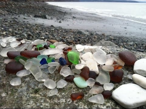 http://www.findseaglass.net - Short video explains some basic tips about finding sea glass.