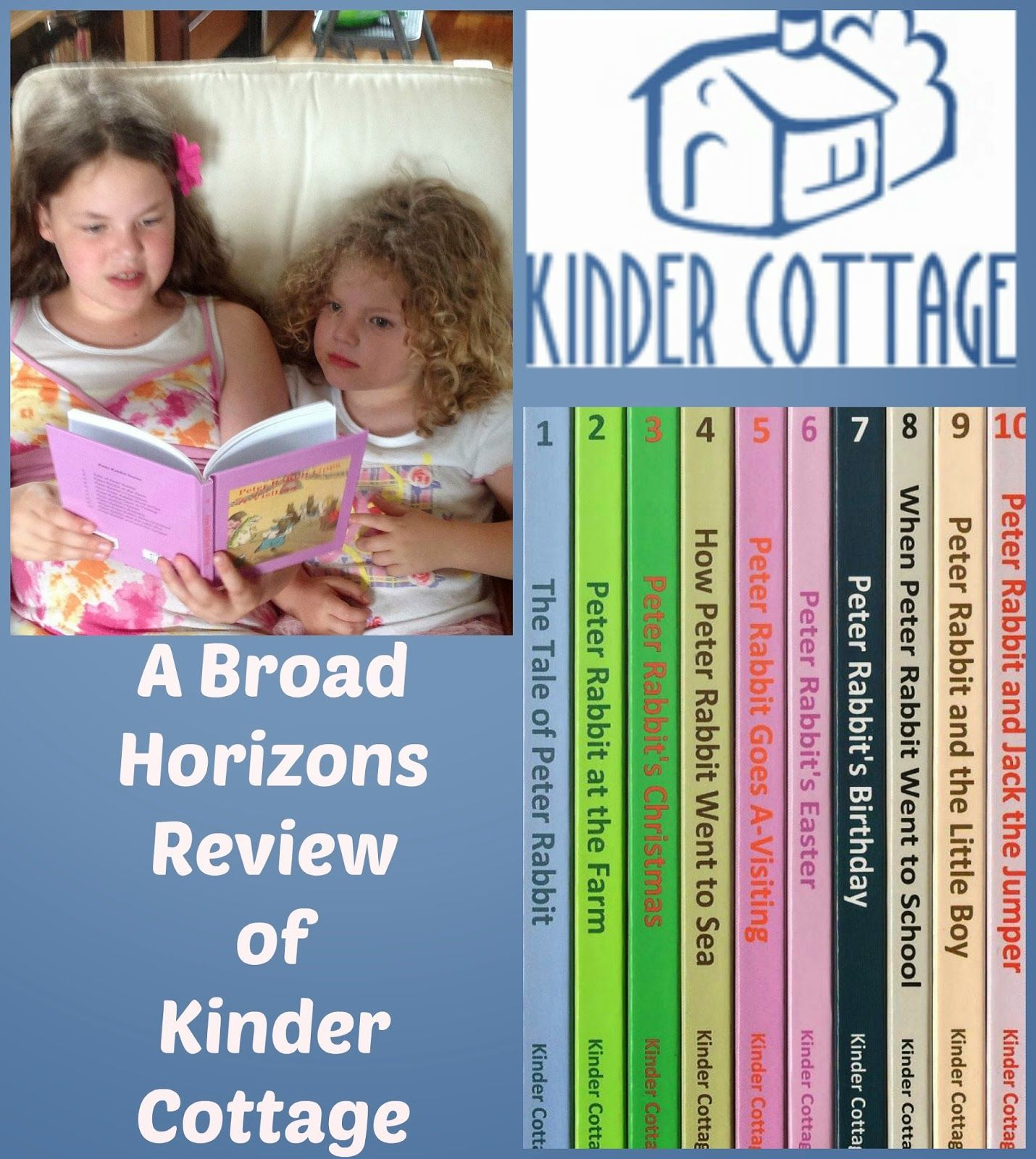 Schoolhouse Review Crew Kinder Cottage With Images
